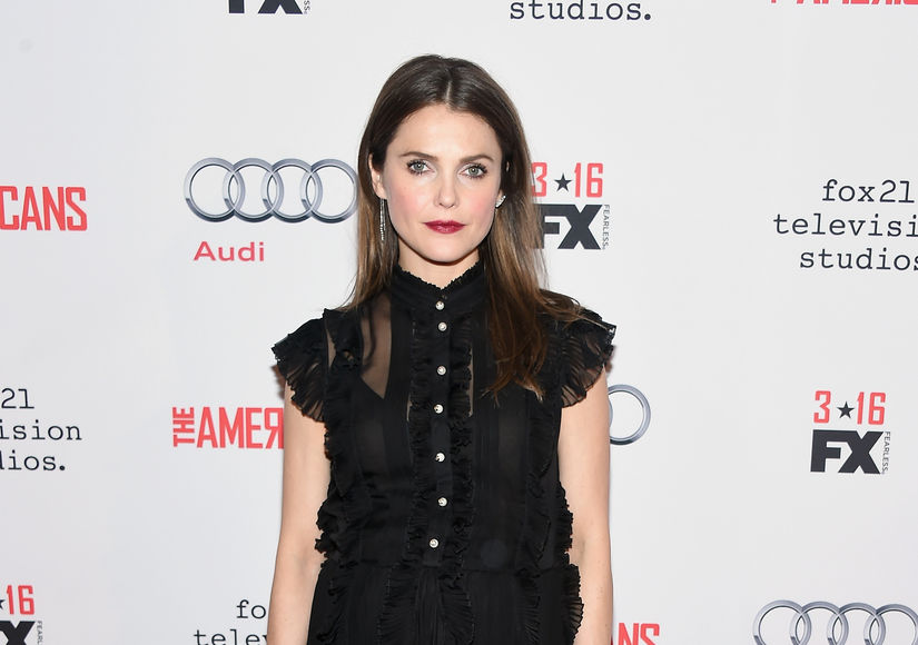Keri Russell Reveals Gender & Name of Her Baby with Matthew Rhys
