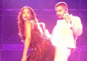 Drake & Rihanna: Back Together?
