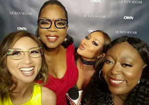 Oprah Dishes on New OWN Show 'Queen Sugar'