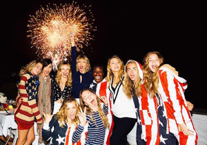 Inside Taylor Swift's Ultimate, Star-Packed 4th of July House Party