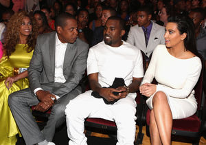 Rumor Bust! Bey and Jay Did Not Diss Kimye