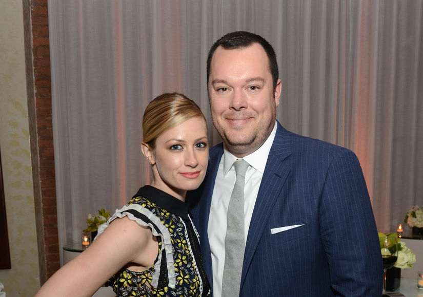 Michael Gladis christina hendricks