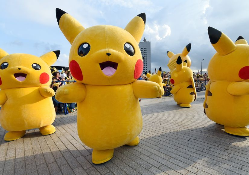 Which Celebrities Are Obsessed with Pokémon Go?