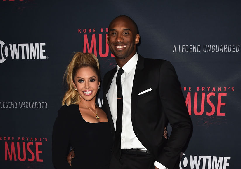Kobe Bryant & Wife Vanessa Expecting a 'Baby Mamba' — Is It a Boy or a Girl?