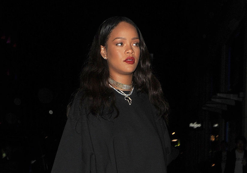 Rihanna Is 'Safe' in Nice as Hollywood Reacts to Bastille Day Attacks