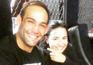 Is Demi Lovato Moving On with an MMA Fighter?