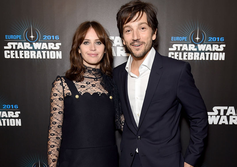 The 'Rogue One: A Star Wars Story' Cast Spills New Details About Their Characters