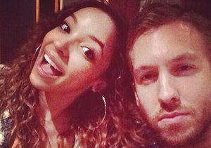 Calvin Harris Moves On from Taylor Swift with Another Young Singer?