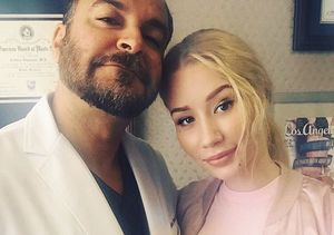 Iggy Azalea's Post-Breakup Procedure with the Surgeon Who Gave Her…