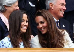 Engagement Ring Battle Between Pippa & Kate Middleton