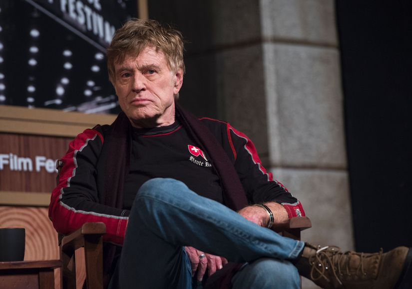Why Robert Redford Does Not Indulge in Social Media World