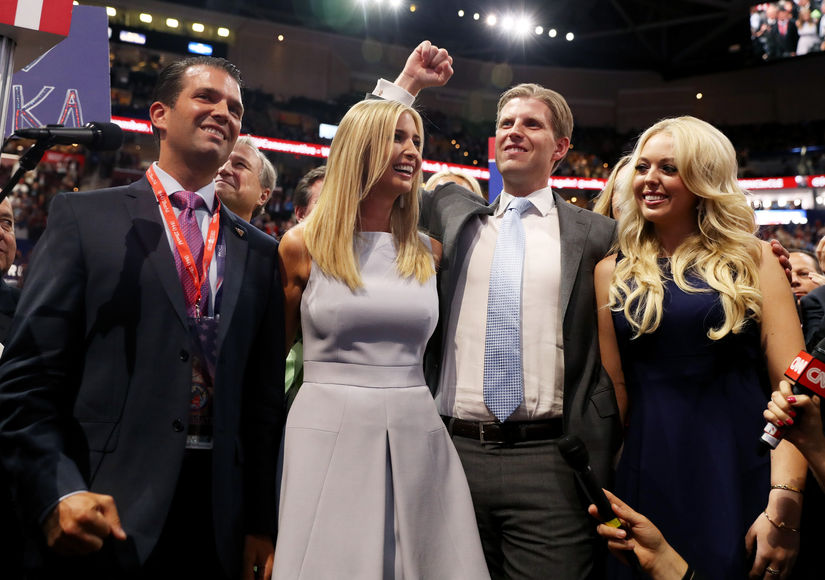 Eric Trump Calls RNC Convention 'Another Fun, Wild Adventure for the Trumps'