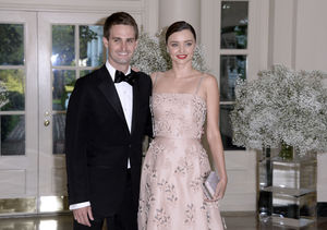 Are Miranda Kerr & Evan Spiegel Engaged?