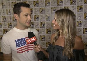 Joseph Gordon-Levitt Opens Up About Meeting Edward Snowden
