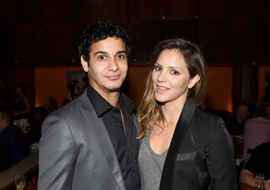 Katharine McPhee & Elyes Gabel Split After Two Years of Dating