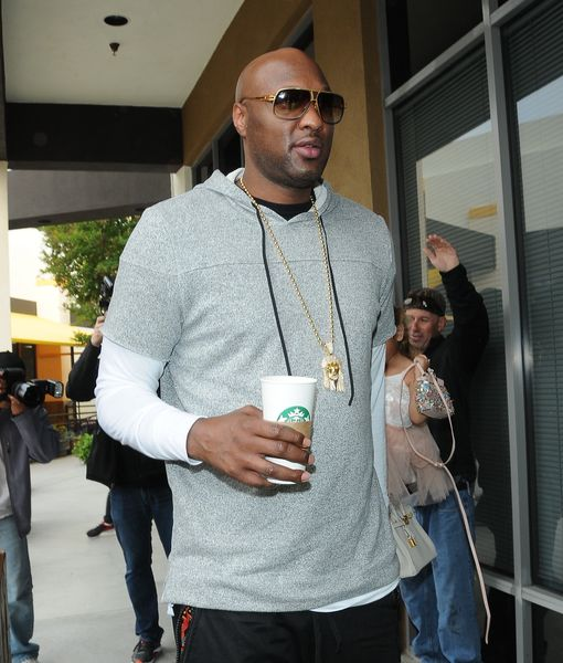 Lamar Odom Contemplating Rehab After Surprise Intervention