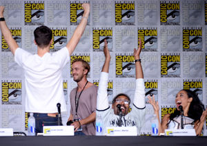 The Cast of 'The Flash' Welcomes Tom Felton to the Family, Dishes on New Season