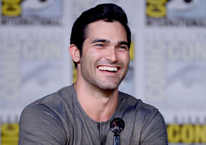 Superman Tyler Hoechlin Talks Joining the Cast of 'Supergirl': 'The…
