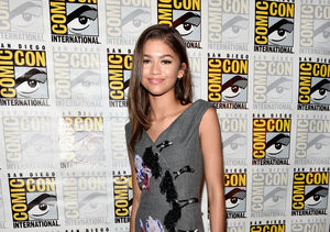 Zendaya on Her First Comic-Con Experience