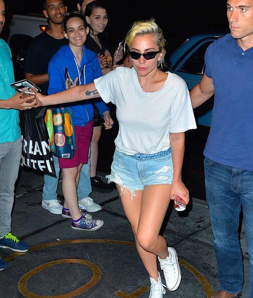 Why Lady Gaga Went to a Public Bar After Taylor Kinney Split