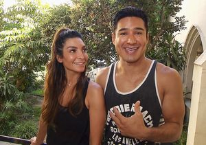 He Said, She Said: Mario & Courtney Lopez on Falling in Love on 'A Chorus…