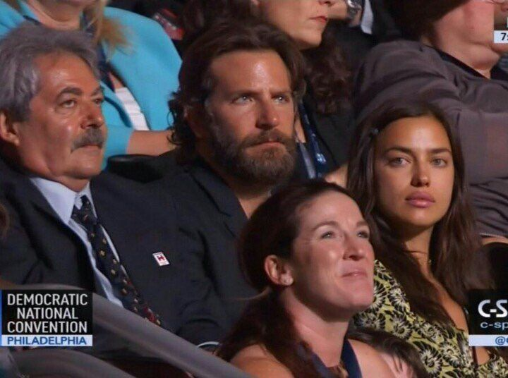 Bradley Cooper Faces Major Twitter Backlash for DNC Appearance