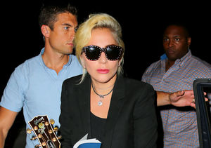 Lady Gaga Sings Through the Pain After Taylor Kinney Split