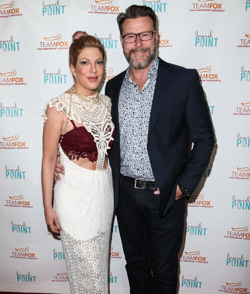 Tori Spelling Is Pregnant with Baby #5
