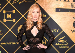 Iggy Azalea Raves About Her Private Parts in Jaw-dropping GQ Acceptance Speech