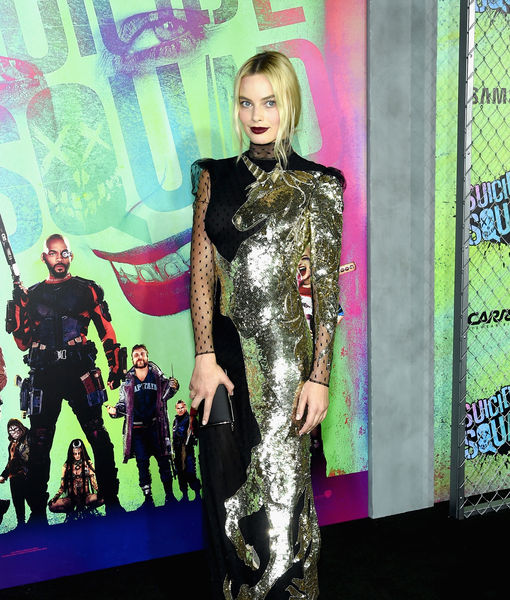 Margot Robbie Addresses Those Engagement Rumors