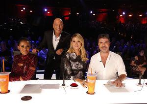 'America's Got Talent' Judges React to Flaming-Arrow Stunt Mishap