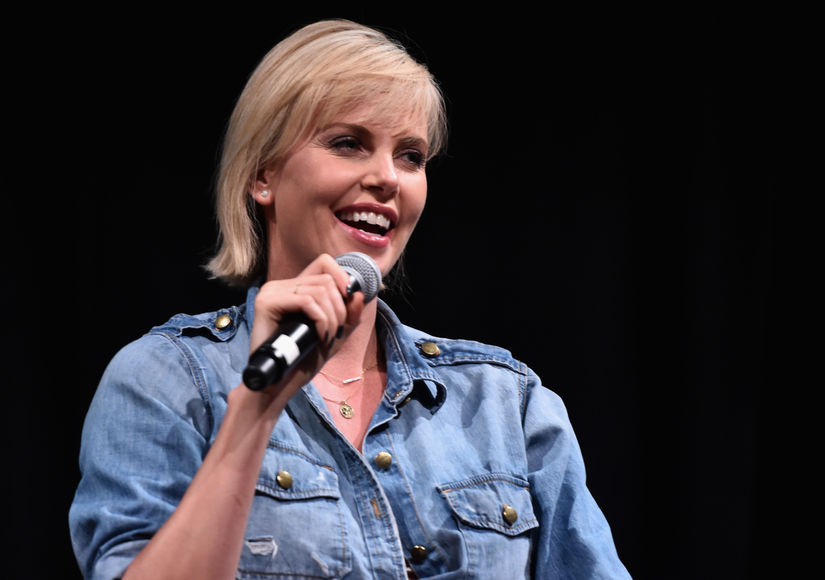 Charlize Theron Admits She Had No Idea This A-List Co-Star Was Hitting on Her
