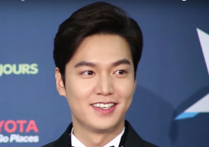 South Korean Superstar Lee Min-Ho Comes to L.A. for KCON