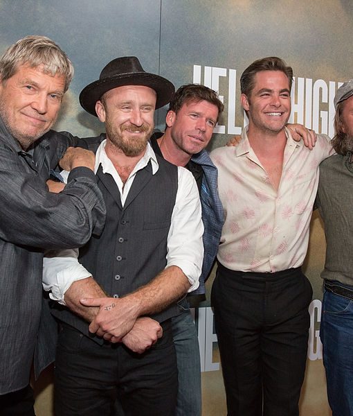 Chris Pine Wants Jeff Bridges To Do a 'The Big Lebowski' Sequel