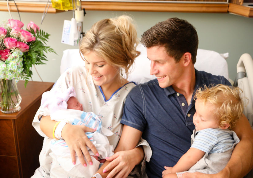 'Bringing Up Bates' Stars Welcome Baby Girl — What's Her Name?