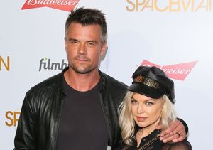 How Josh Duhamel Is Supporting Ex Fergie After Her National Anthem…
