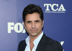 John Stamos Teases 'Scream Queens' Shower Scenes