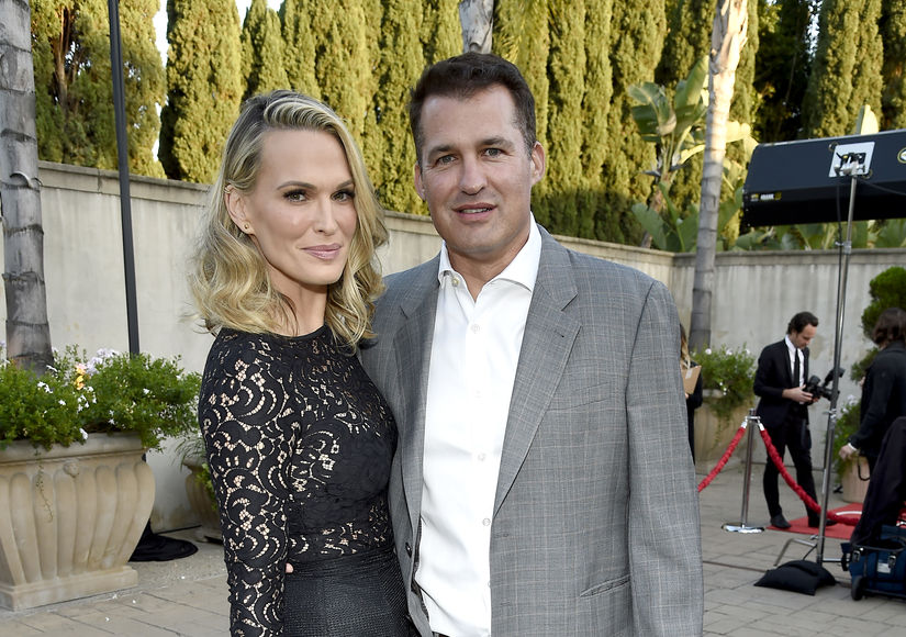 Molly Sims and Scott Stuber Are Expecting Third Baby