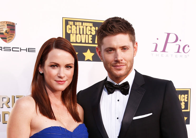 Jensen Ackles & Wife Danneel Harris Expecting Twins
