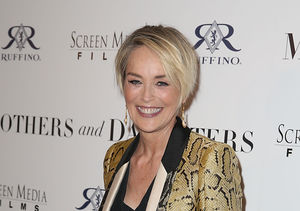 Why Sharon Stone Didn't Want to Date for the Longest Time
