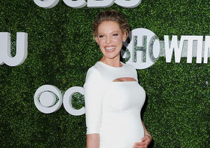 Katherine Heigl Dishes on Her Pregnancy and Hiding Her Baby Bump During Love…