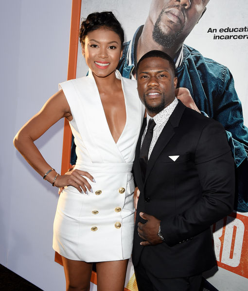 Kevin Hart Says Calling Eniko Parrish His Wife Is 'Dope'