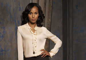 'Scandal' Set Visit! Kerry Washington on What's In Store for Olivia Pope