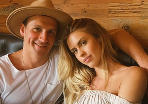 Swimmer Ryan Lochte's Playmate GF Drops Bombshell About How They Met