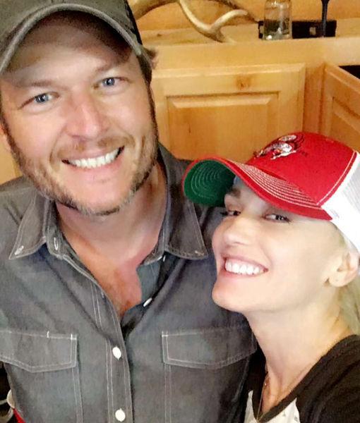 Gwen Stefani's Snapchat-cation with Blake Shelton at His Oklahoma Ranch