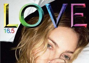 Madonna Is Still Sucking Her Thumb at 58!