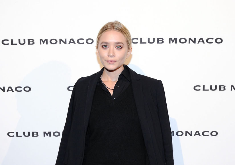 Ashley Olsen Linked to Much Older Married Man!