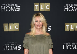 Heather Locklear Hospitalized After Car Crash
