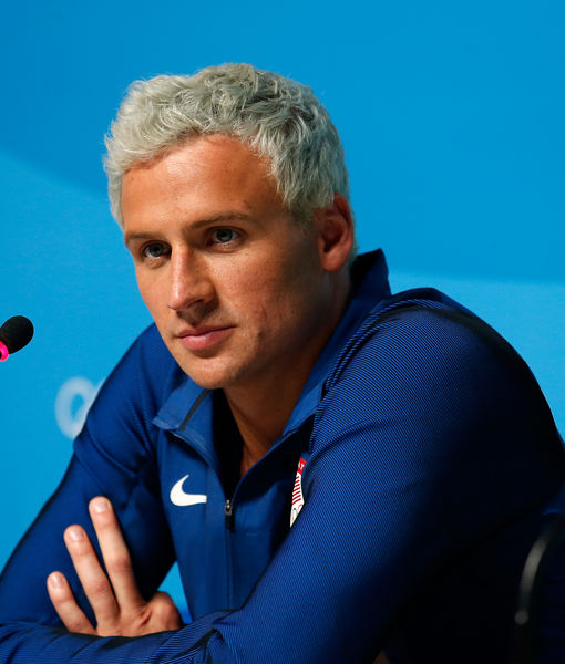 Ryan Lochte Thought About Suicide After Rio Scandal