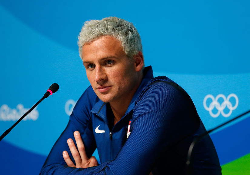 Ryan Lochte Returns to America After Scary Rio Robbery